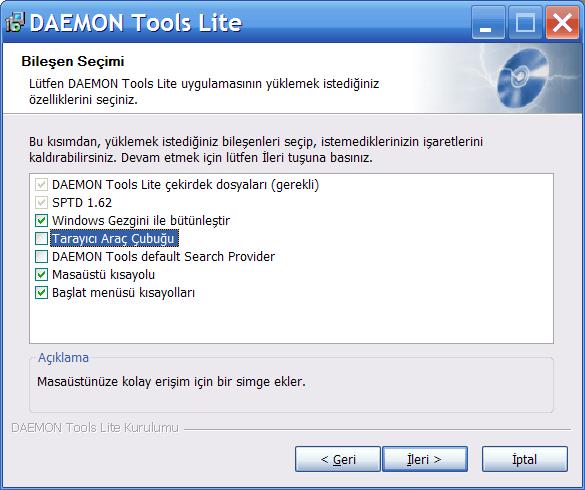 Daemon Tools Rosetta Stone